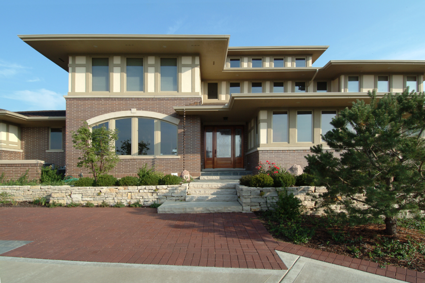Prairie Craftsman Architecture Marshall Architects